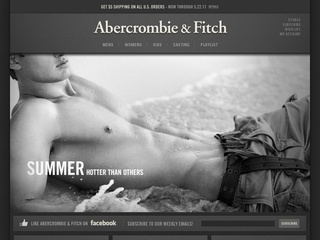 View all Abercrombie and Fitch printable coupons