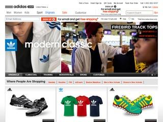 View all Adidas printable coupons