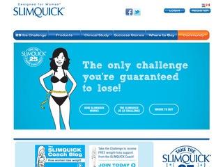 Slimquick coupons