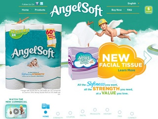 View all Angel Soft printable coupons