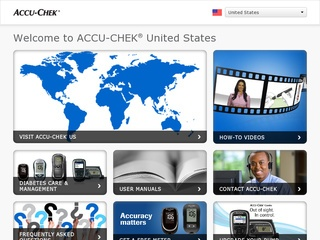 View all Accu-Chek printable coupons