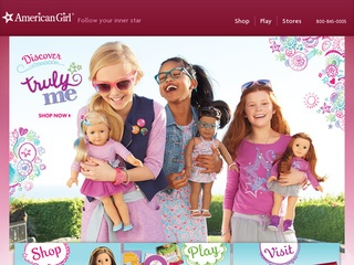 View all American Girl printable coupons