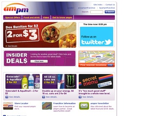View all ampm printable coupons