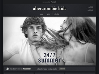View all abercrombie kids printable coupons
