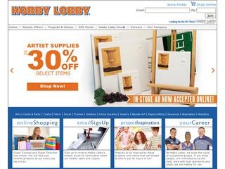Visit Hobby Lobby
